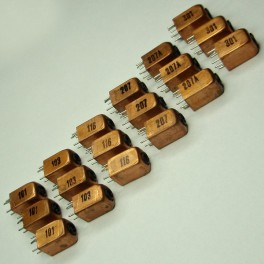 Variable Inductor RF Coil 1.7uH - 3.7uH