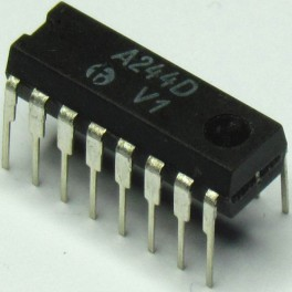 A244D (TCA440) - AM Receiver Circuit DIP-16