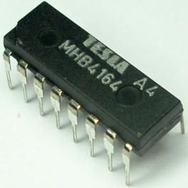 MHB4164 64K x 1 DRAM Dynamic RAM - Set of 10