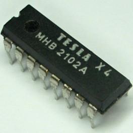 MHB2102A 2102 1K x 1 SRAM Static RAM - Set of 10
